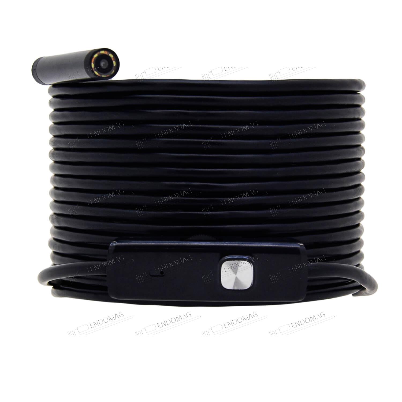Мини Wi-Fi эндоскоп (длина кабеля 5 м)